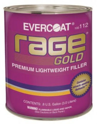 Picture of GALLON OF RAGE GOLD BODY FILLER