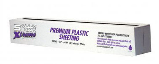 Picture of 12' X 400' PLASTIC SHEETING