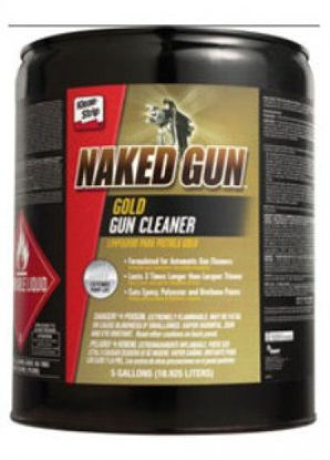 Picture of 5 GALLON PAIL OF NAKED GUN CLEANER