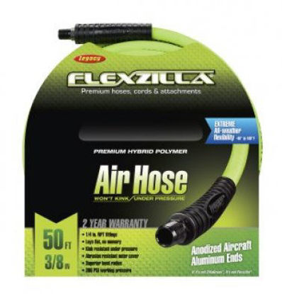 """Picture of 3/8"""" X 50' FLEXZILLA AIR HOSE"""