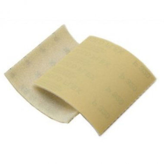 """Picture of 4.5"""" X 5.5"""" 600 GRIT GOLD FLEX"""