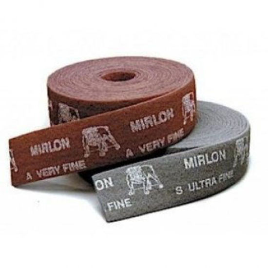 Picture of ROLL OF RED SOFT SCUFF PADS