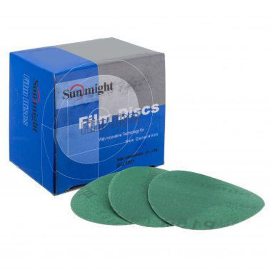 """Picture of 3"""" 150 GRIT VELCRO"""