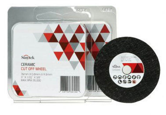 """Picture of 3"""" CUT OFF WHEELS 1/32"""""""