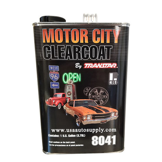 Picture of GALLON OF MOTOR CITY CLEAR