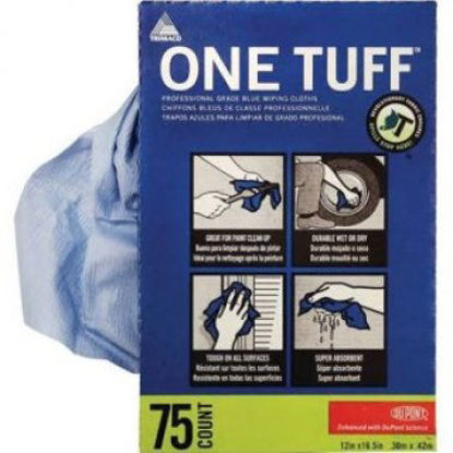 Picture of BOX OF ONE TUFF WIPING CLOTHS