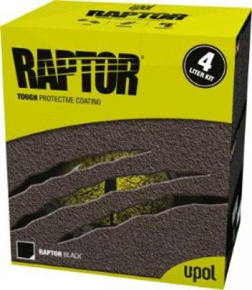 Picture of RAPTOR TRUCK BED LINER KIT BLACK