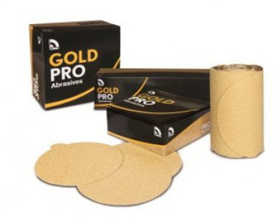 """Picture of 6"""" 80 GRIT VELCRO"""