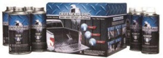 Picture of DEFENDER PRO BED LINER KIT BLACK