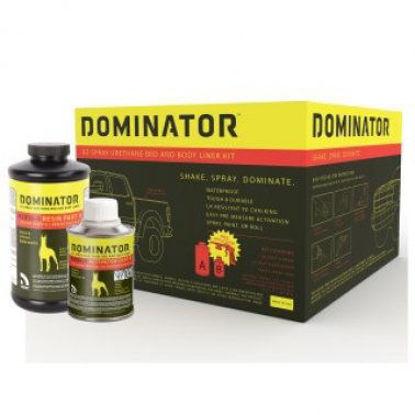 Picture of DOMINATOR BED LINER KIT BLACK