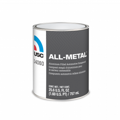 Picture of QUART OF ALL METAL