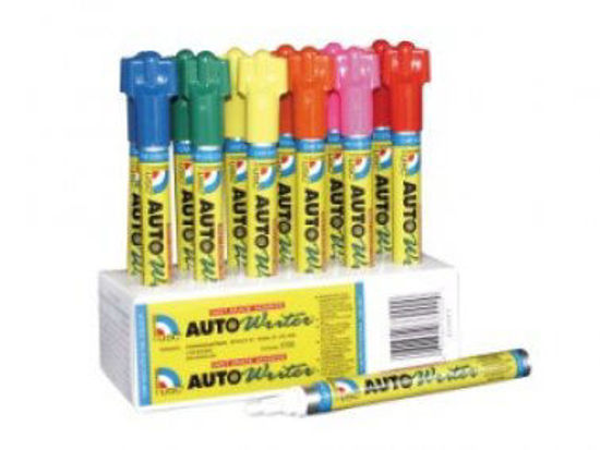Picture of YELLOW AUTOWRITER MARKING PEN
