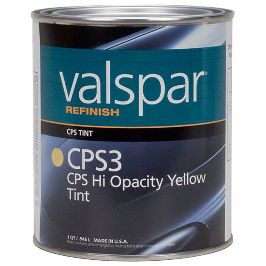 Picture of CPS HI OPACITY YELLOW TINT